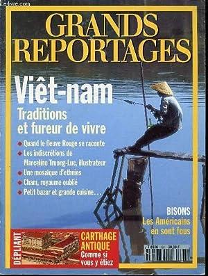 GRANDS REPORTAGES N°161 / JUIN 1995 -: COLLECTIF