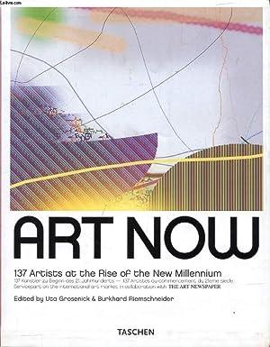 ART NOW, 137 ARTISTS AT THE RISE: GROSENICK UTA, RIEMSCHNEIDER