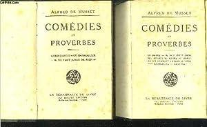 COMEDIES ET PROVERBES - TOME 2 +: DE MUSSET ALFRED