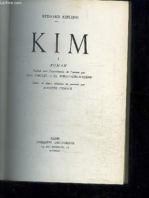 KIM - TOME 1 ET 2 EN: KIPLING RUDYARD