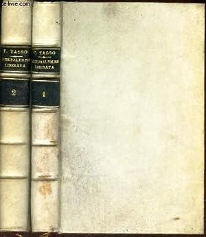 LA GERUSALEMME LIBERATA - EN 2 VOLUMES: TORQUATO TASSO