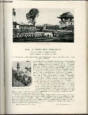 Le tour du monde - journal des voyages - nouvelle série- livraisons n°37 et 38 - Sur la frontière ...
