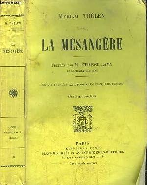 LA MESANGERE: THELEN MYRIAM