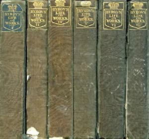 THE WORKS OF LORD BYRON, 16 VOLUMES: BYRON Lord, By