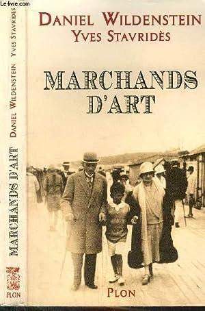MARCHANDS D'ART: WILDENSTEIN DANIEL ET STRAVRIDES YVES