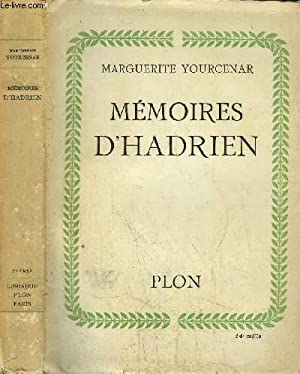 MEMOIRES D'HADRIEN: YOURCENAR MARGUERITE