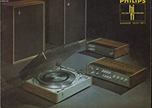 HIGH FIDELITY INTERNATIONAL - HIFI - GAMME 1970/1971: COLLECTIF