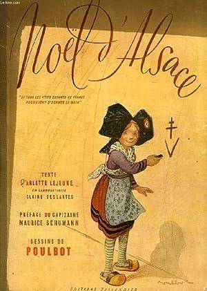 NOEL D'ALSACE: LEJEUNE ARLETTE, POULBOT