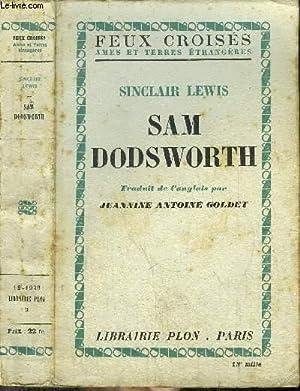 SAM DODSWORTH- COLLECTION FEUX CROISES: LEWIS SINCLAIR