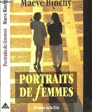 PORTRAITS DE FEMMES: BINCHY MAEVE