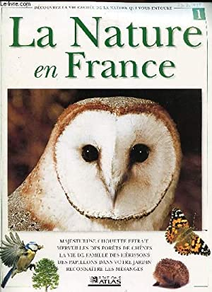 LA NATURE EN FRANCE - N°1 /: COLLECTIF