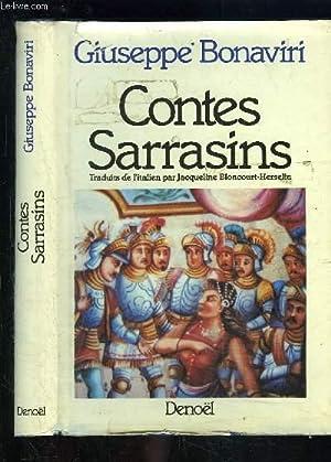 CONTES SARRASINS: BONAVIRI GIUSEPPE