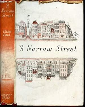 A NARROW STREET: PAUL ELLIOT