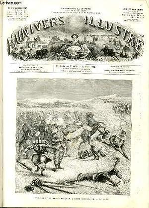 L'UNIVERS ILLUSTRE - VINGT CINQUIEME ANNEE N° 1416 - Massacre de la mission française à ...