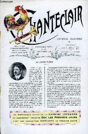 CHANTECLAIR N° 182 - LA BONNE FARCE PAR J.-H. ROSNY, DOCTEUR BALTHAZARD, LE BOY PAR PHILEAS ...