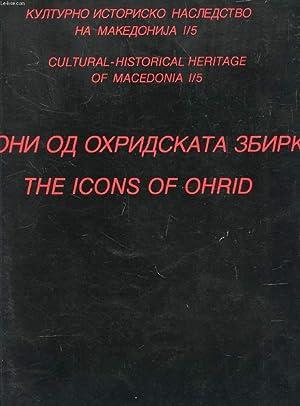 IKONI OD OKHRIDSKATA ZBIRKA / THE ICONS: COLLECTIF