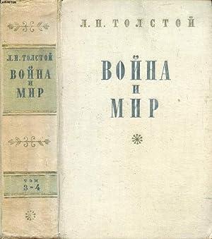 OUVRAGE EN RUSSE (VOYNA I MIR, TOM: TOLSTOY L. N.