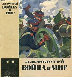 OUVRAGE EN RUSSE (VOYNA I MIR, 2: TOLSTOI L.N.