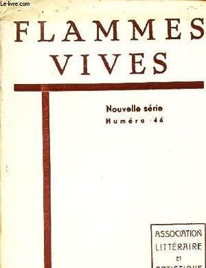 FLAMMES VIVES - Nouvelle serie - numero: COLLECTIF