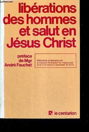 LIBERATIONS DES HOMMES ET SALUT EN JESUS: COLLECTIF