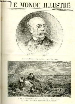 LE MONDE ILLUSTRE N°1714 - Alexandre Protais, mort à Paris le 25 janvier (dessin de M.Vuillier) - ...