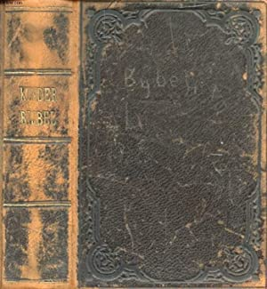 KINDERBIJBEL, OF BIJBELSCHE VERHALEN VOOR JONGE KINDEREN: MEERTEN A. B. VAN