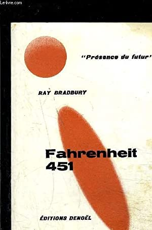 ray bradbury s predictions fahrenheit 451 The three main sections of ray bradbury's fahrenheit 451 all end in fire the novel focuses on guy montag, a fireman in the first section.