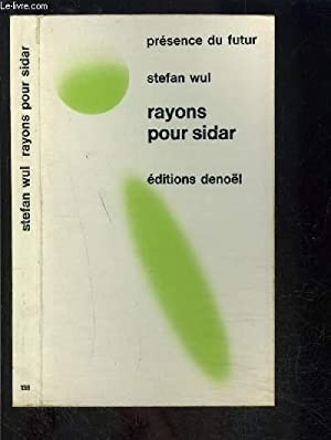 RAYONS POUR SIDAR: WUL STEFAN.