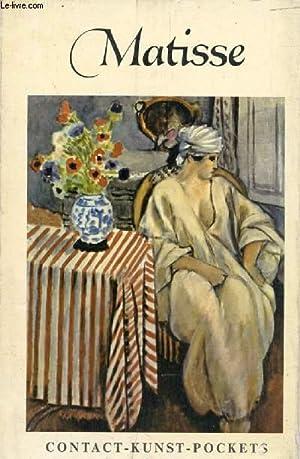 HENRI MATISSE, 1869-1954: GREENBERG CLEMENT