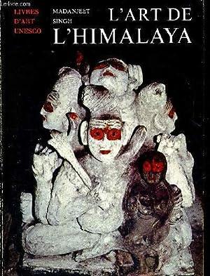 L'ART DE L'HIMALAYA - LA PEINTURE MURALE: SINGH MADANJEET