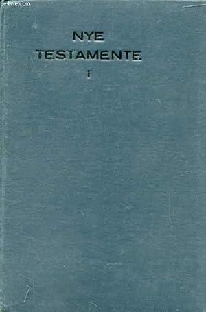 DET NYE TESTAMENTE, Efter Vulgata, I. Del: COLLECTIF