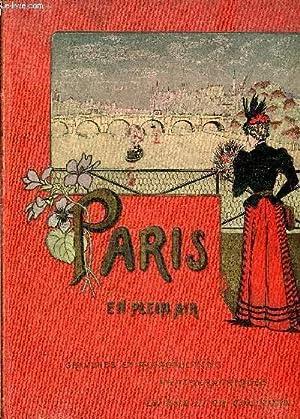LE BEAU PAYS DE FRANCE - PARIS - PARIS EN PLEIN AIR.: COLLECTIF
