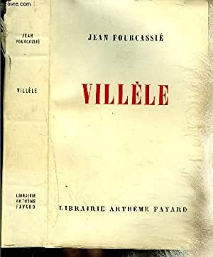 VILLELE: FOURCASSIE JEAN.