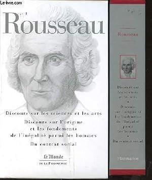 DISCOURS SUR LES SCIENCES ET LES ARTS,: ROUSSEAU
