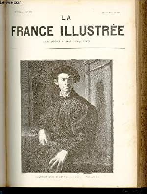 LA FRANCE ILLUSTREE N° 1190 - Portrait d'un inconnu par Bronzino.: COLLECTIF