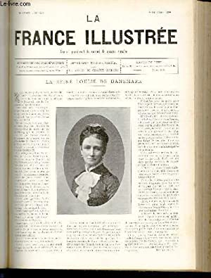 LA FRANCE ILLUSTREE N° 1245 - La reine Louise de Danemark.: COLLECTIF