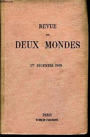 REVUE DES DEUX MONDES LXXIXe ANNEE N°3 - I.  GEORGE ANDERSON, quatrième partie, par Mrs ...