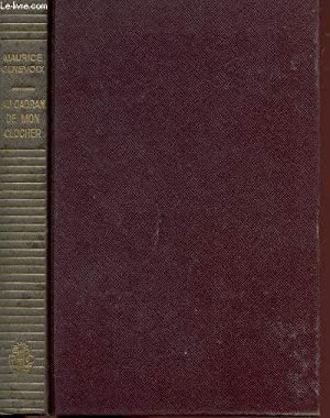 AU CADRAN DE MON CLOCHER: GENEVOIX MAURICE