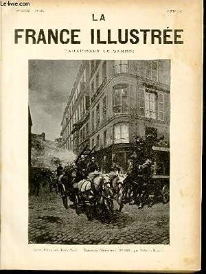 LA FRANCE ILLUSTREE N° 1331 - Grand Palais des Beaux-Arts, exposition Décennale: au feu, par ...