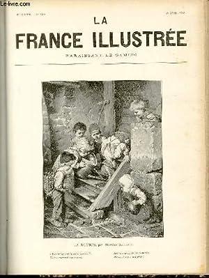 LA FRANCE ILLUSTREE N° 1429 - la Souris, par Hermann Kaulbach.: COLLECTIF
