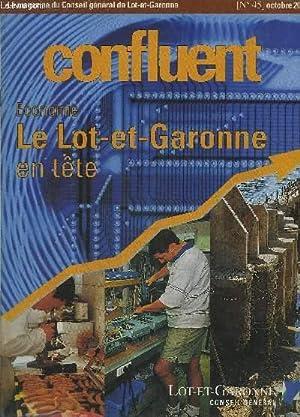 CONFLUENT N°45 OCTOBRE 2000 - Economie le: COLLECTIF