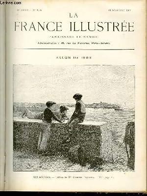 LA FRANCE ILLUSTREE N° 1516 - Salon de 1903, les mousses, tableau de Mlle Henriette Desportes.:...