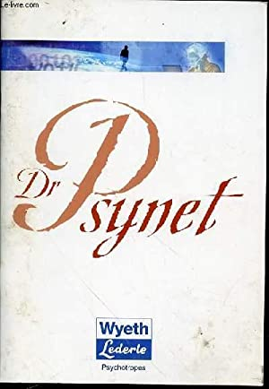 """DR PSYNET - COLLECTION """"PSYCHOTROPES"""". Une journée ordinaire du Docteur Psynet / Les ..."""