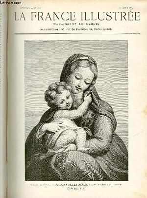 LA FRANCE ILLUSTREE N° 1602 - Galerie de Parme - Madona della scala, d'après le tableau du ...