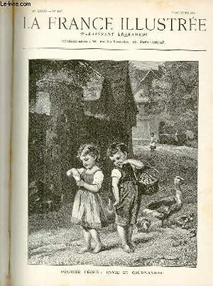 LA FRANCE ILLUSTREE N° 1610 - Premier péché: envie et gourmandise.: COLLECTIF