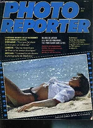 PHOTO REPORTER- N°92 - JUIN 1986 -: COLLECTIF