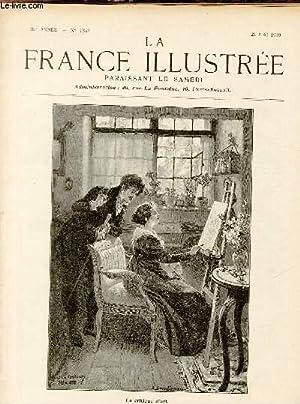 LA FRANCE ILLUSTREE N° 1851 - Le critique d'art.: COLLECTIF