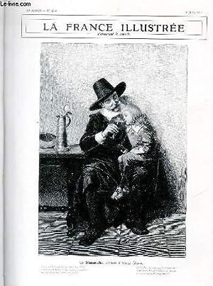 LA FRANCE ILLUSTREE N° 1958 - Le Dimanche, tableau d'Adrien Marie.: COLLECTIF