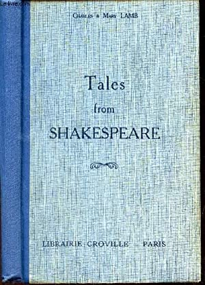 TALES FROM SHAKESPEARE.: LAMB CHARLES & MARY