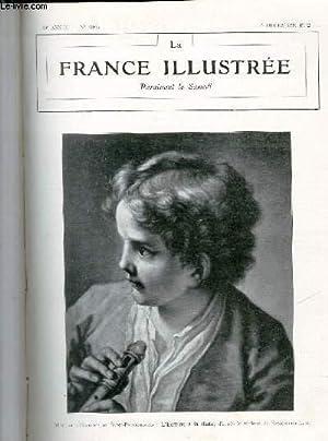 LA FRANCE ILLUSTREE N° 1985 - Musée de l'Ermitage de Saint-Pétersbourg: l'Enfant à la flûte...